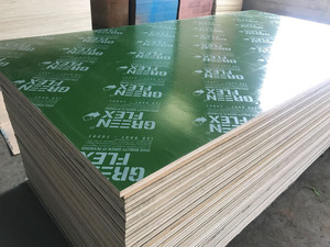 Green Film faced plywood
